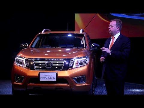 2014 All New Nissan NP300 NAVARA Global Reveal : เผยโฉม นิสสัน นาวารา ใหม่ ครั้งแรกในโลก