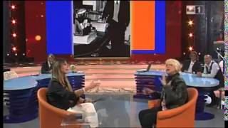 """Loretta Goggi a """"Domenica In"""""""