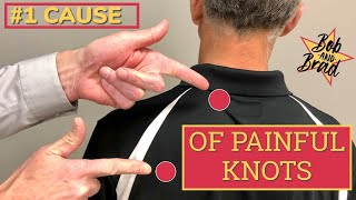 #1 Cause of Painful Knots (Upper Back, Traps, Shlds) How to STOP + Giveaway