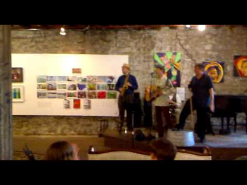 Brooklyn Waterfront Artists Coalition Spring Art Show 2010 - Live Music