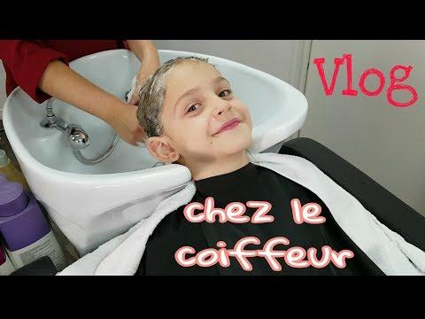 [VLOG 3] : Kelya chez le coiffeur !