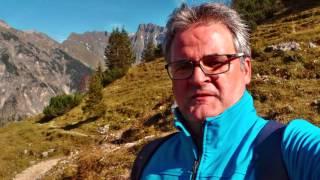 Wanderung von Oberstdorf zum Hahnenkopf