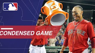 Condensed Game: MIN@BOS - 7/27/18