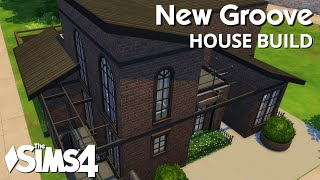 The Sims 4 House Building - New Groove