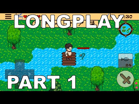 Survival RPG 2 - Temple Ruins Adventure Retro 2d - Android Longplay [Part 1, 1080p60fps]