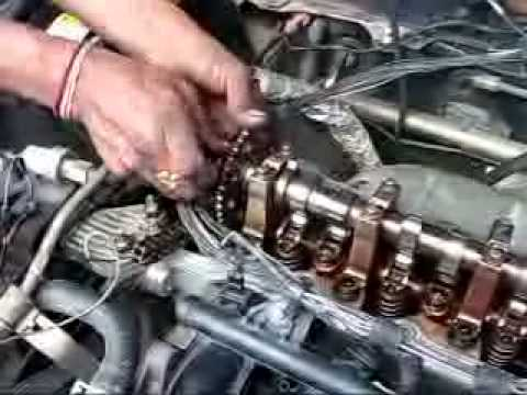 installing Ford Ikon Flair head Gasket  YouTube