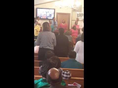 Little Zion Baptist Church, Smithfield Virginia.