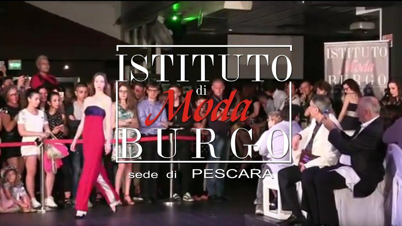 Defil dell 39 istituto di moda burgo milano 2015 allievi for Scuola di moda pescara