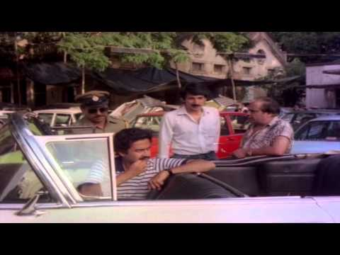 Accident Movie Scenes - Police getting crucial evidence about AnanthNag's car which made accident