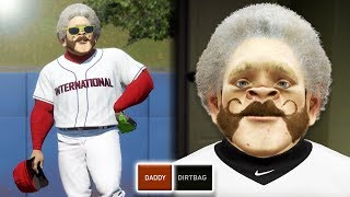 MLB The Show 19 but I'm a freak show