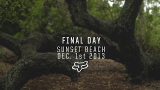 Fox Surf Presents | Final Day - World Cup of Surfing -  Sunset