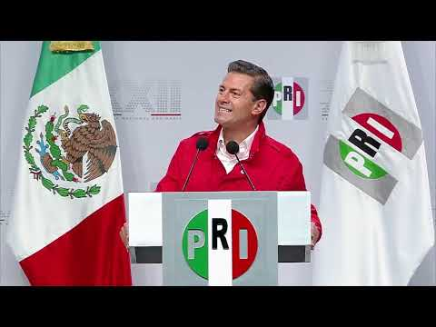 Discurso Enrique Peña Nieto en la XXII Asamblea Nacional Ordinaria del PRI