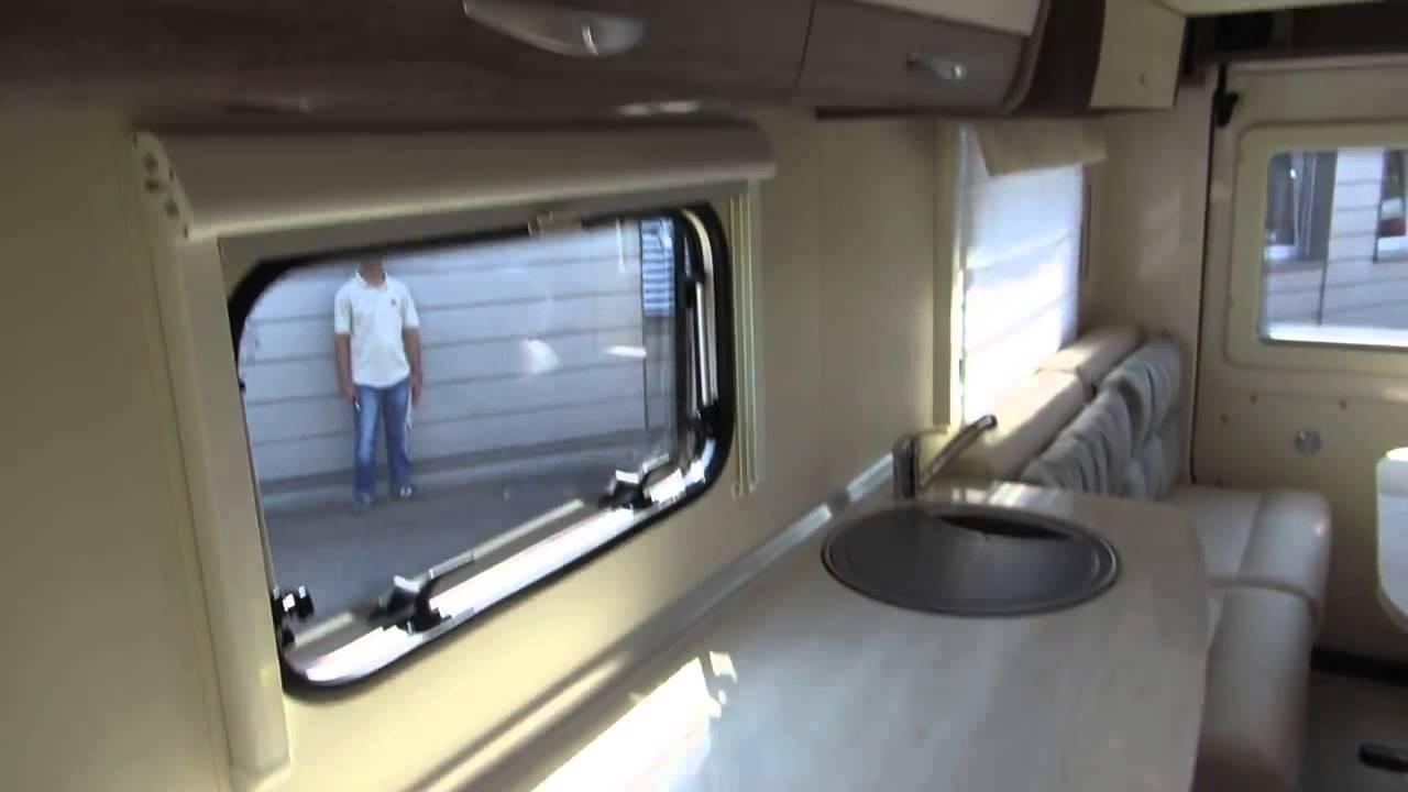 Snapvideo: Bürstner Brevio t 645 (2015 model)