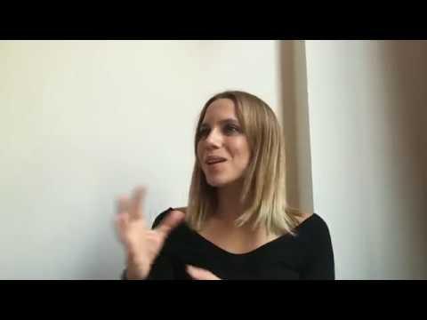 Aura Garrido: Entrevista por 'La piel fría'