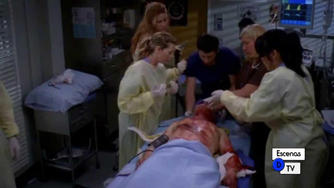 Off I Go | Muerte De George O\'Malley | Grey\'s Anatomy - YouTube