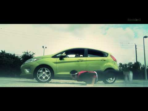 You so Pimping, You so Sexy! - Ford Fiesta AD