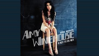 Amy Winehouse - Back To Black (LIVE ALBUM) *Fan made