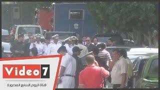 بالفيديو.. مدير أمن القاهرة يتفقد محيط «الصحفيين» بالتزامن مع وقفة المعلمين