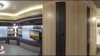 Hobby De Luxe Edition 495 UL 2018 - 360 Grad
