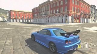 Forza Horizon 2 Xbox 360:Drift Tutorial 4WD