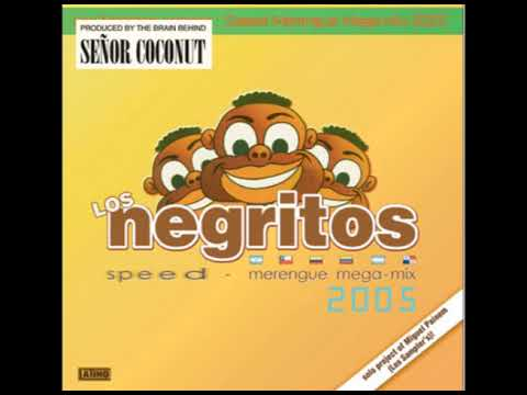 Los negritos - Speed-merengue mega-mix 2005 (full album)