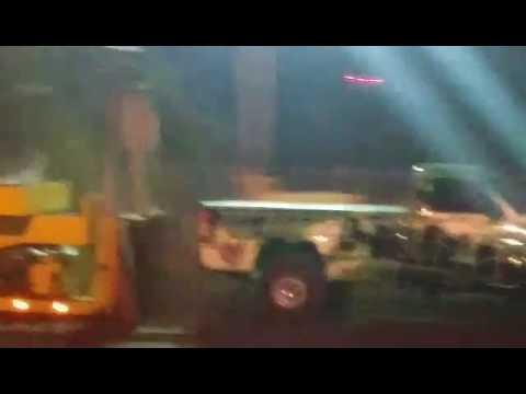 Hulk smash at Fonda speedway Friday 22 2016