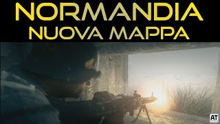 NUOVA MAPPA NORMANDIA - CALL OF DUTY WWII MULTIPLAYER [WW2 ITA]