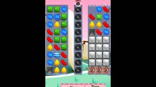 Candy Crush Saga Level 341 iPhone No Boosts