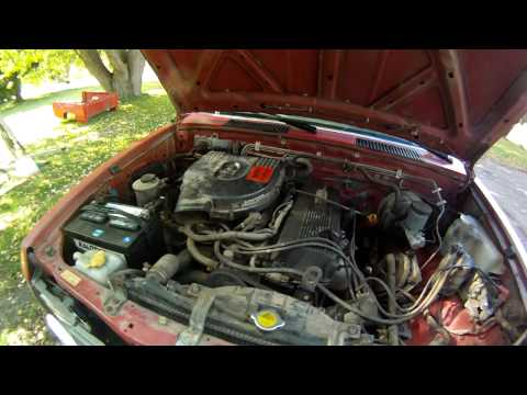 1991 Nissan D21 Hardbody Auto