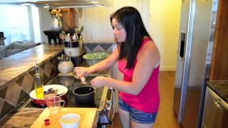 Kale Salad Pecorino Dressing - Skinny Minutes