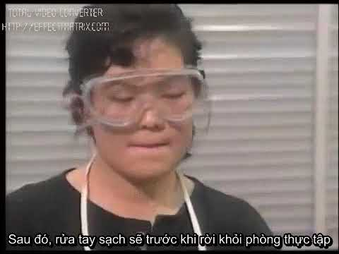 BMHD - Safety Video by American Chemical Society (1991) [VIETSUB]