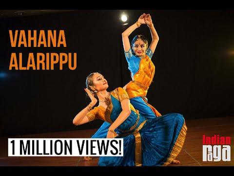 Vahana Alarippu: Bharatanatyam Presentation