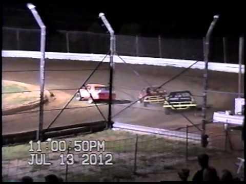 Doe Run Raceway Mini Stock Feature-July 13,2012