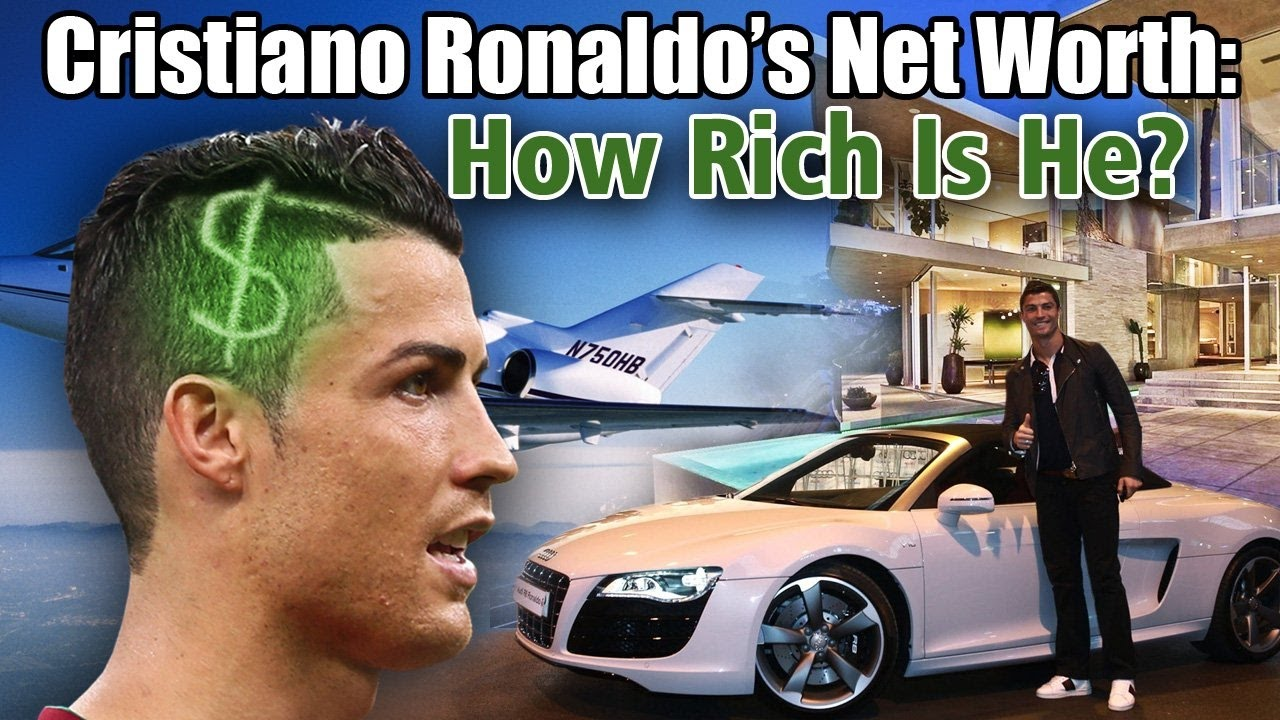 Wow Cristiano Ronaldo Is How Rich Youtube
