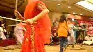 Dandiya mess- up by PLUS INDIA