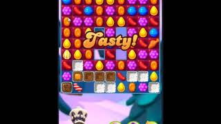 Candy Crush Friends Saga Level 223 - NO BOOSTERS 👩‍👧‍👦 | SKILLGAMING ✔️