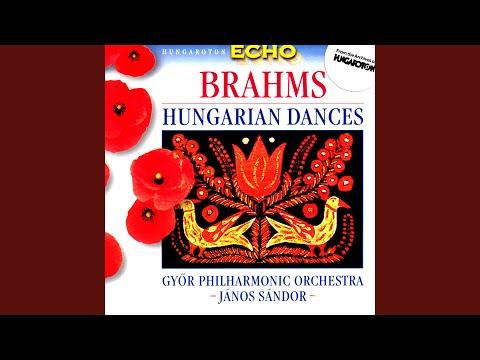 Hungarian Dances: No. 1 Allegro Molto