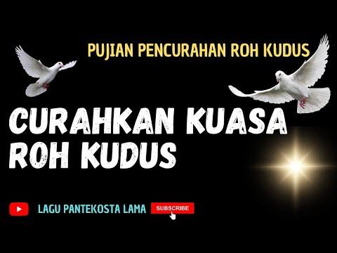 Curahkan kuasa Roh Kudus, api kemuliaanMu ( COVER ) PUJIAN IBADAH PENCURAHAN ROH KUDUS