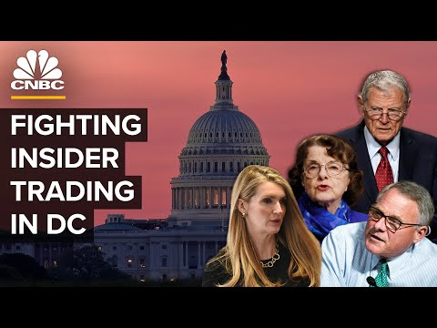 Insider Trading And Congress: How Lawmakers Get Rich From The Stock Market