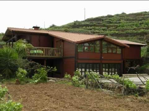 Casas De Madera Tramat Sta Cruz De Tenerife Tenerife Youtube