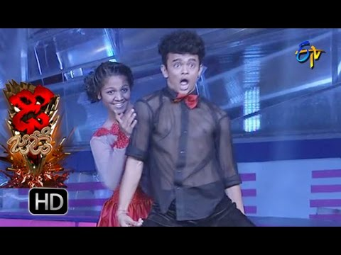 Sanketh and Priyanka Performance – Dhee...