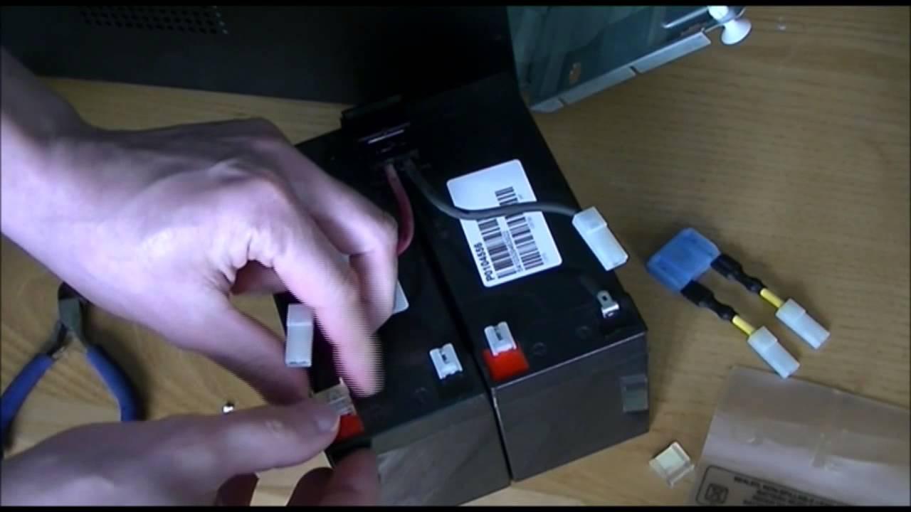 Apc ups 750 es manual