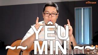 [Guitar] Hướng dẫn: Yêu - Min ( EDM và Acoustic )