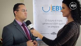 A importãncia de fazer uma formação para se profissionalizar no mercado - Aluno JOSE SILVANO SC