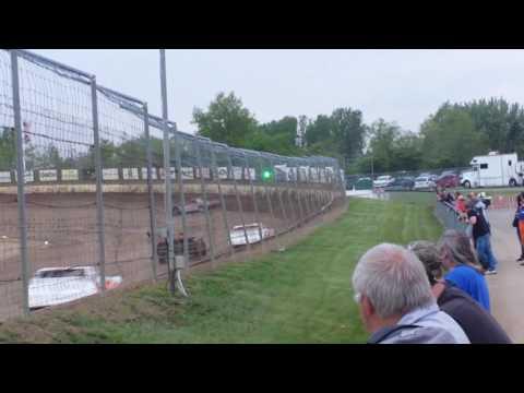 Jason Jimison limaland motorsports park