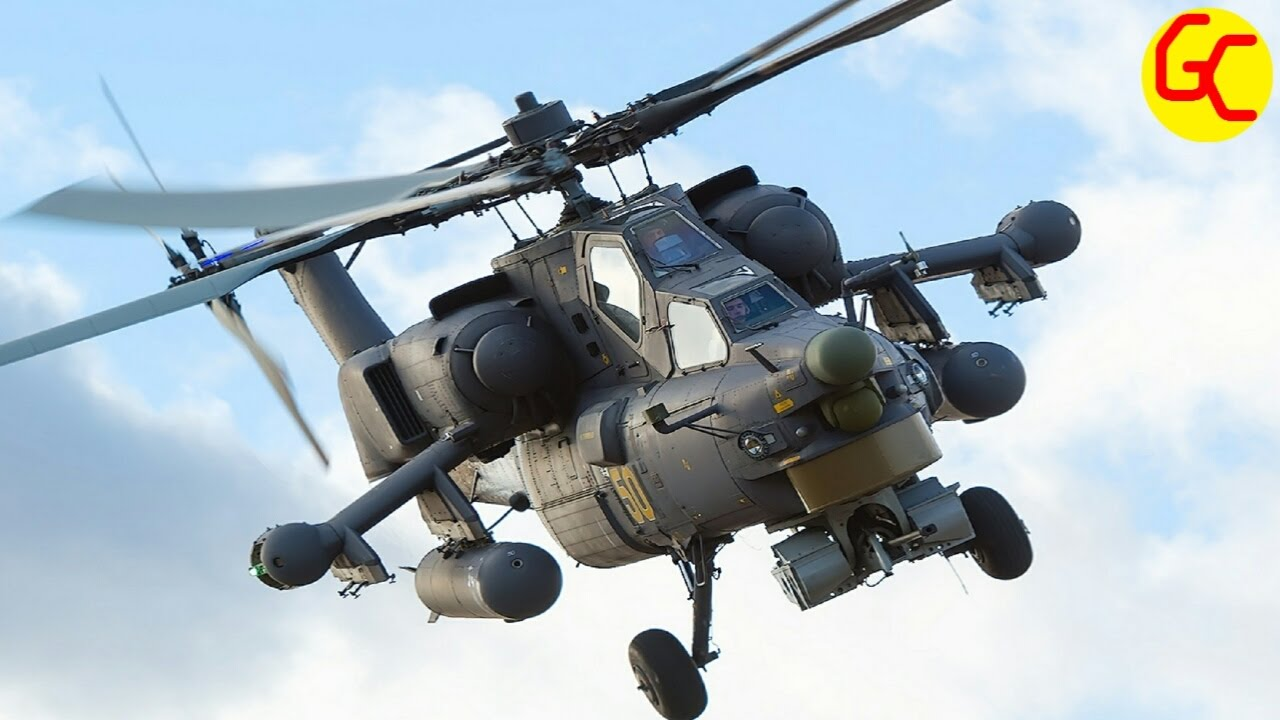 TOP 10 || BEST ATTACK HELICOPTERS IN THE WORLD || 2017 ...