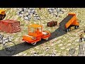 Highway bridge Construction Game - Construction Simulator Truck Builder Road - Best Android Gameplay