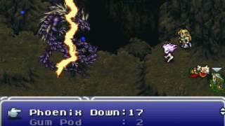 Final Fantasy VI: Brave New World 1.7.4 - Purple Dragon