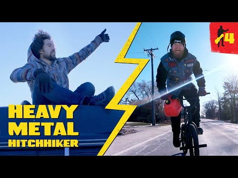"Heavy Metal Hitchhiker | Ep4: ""Fuckin' BMX"" episode thumbnail"