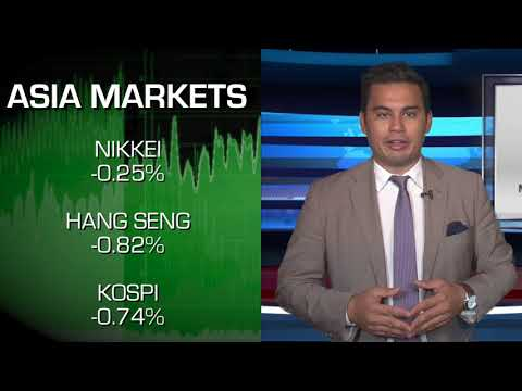 09/22: Stocks drop on geopolitics, Asia in the red, Nasdaq in focus